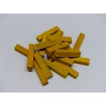 Cuisenaire Rods (50) 5cm Yellow